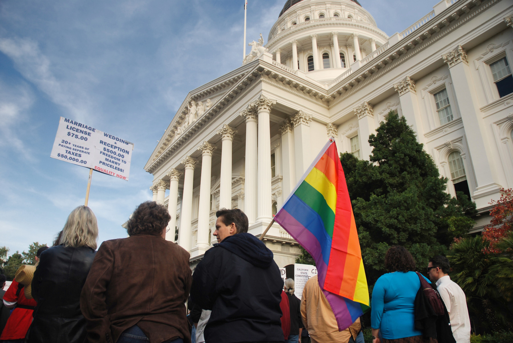 Why Marriage Equality Matters to us