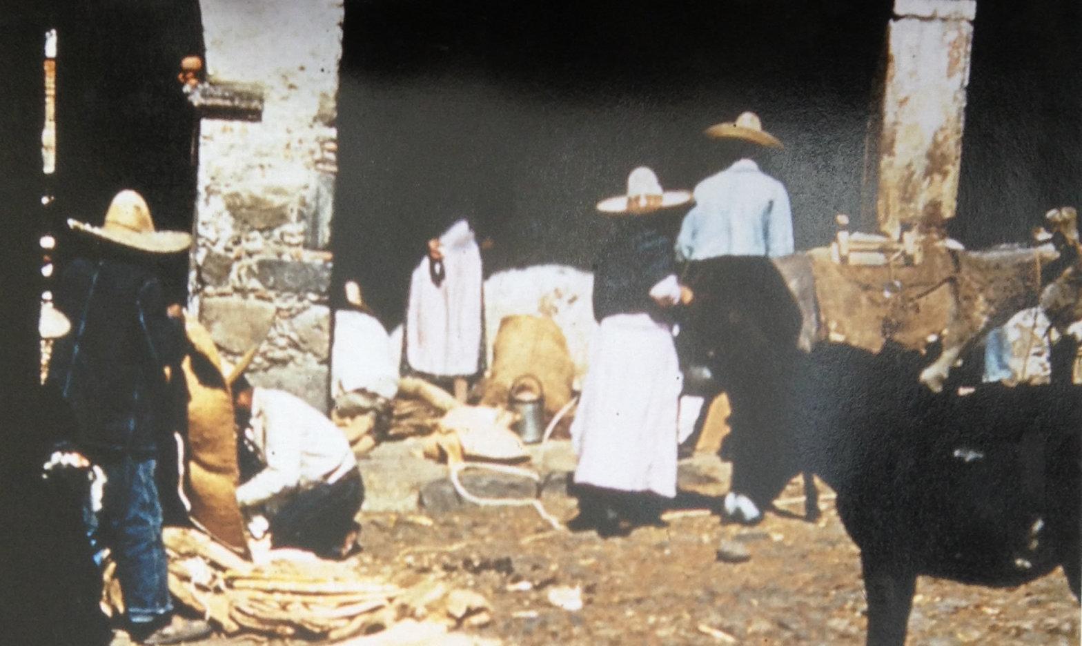 El Meson de San Jose, San Miguel de Allende