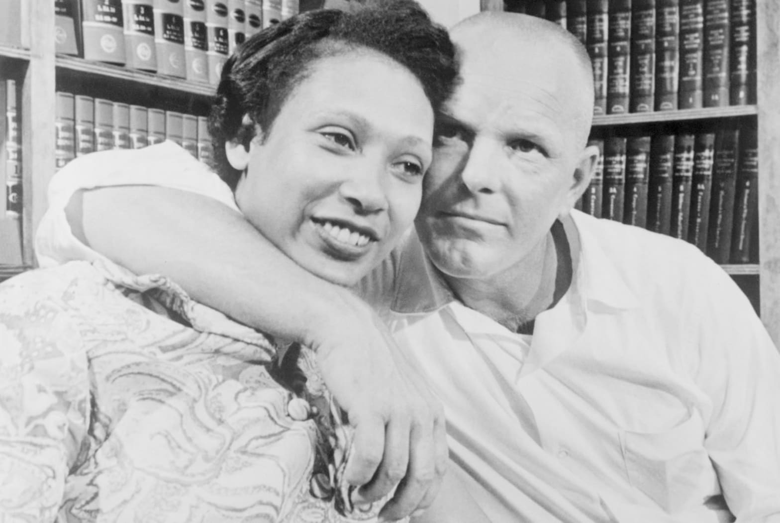 The Lovings case legalized mixed-race marriage in the USA