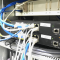 network switches stack inside PBX
