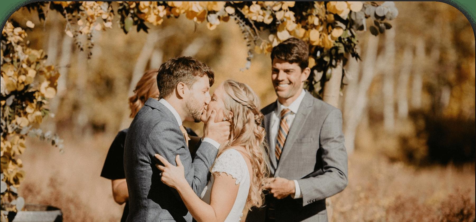 intimate wedding package image