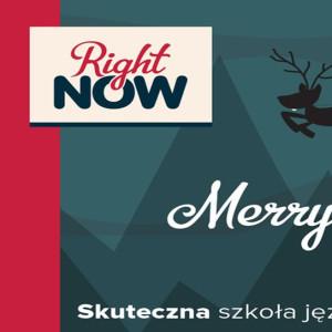 Centrum Języka Angielskiego Right Now. Rafał Żukowski
