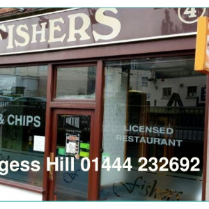 Fishers Fish and Chips (Restaurant)