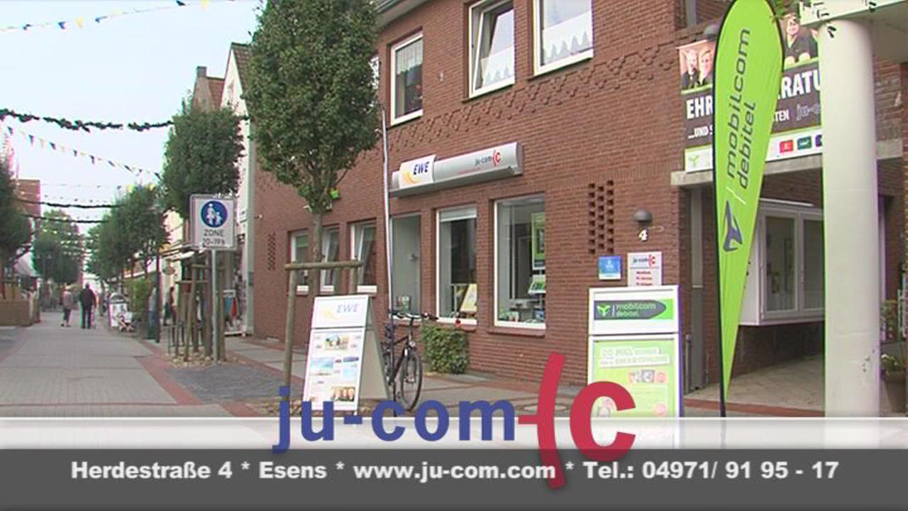 Ju-com  Kommunikationstechnik Esens