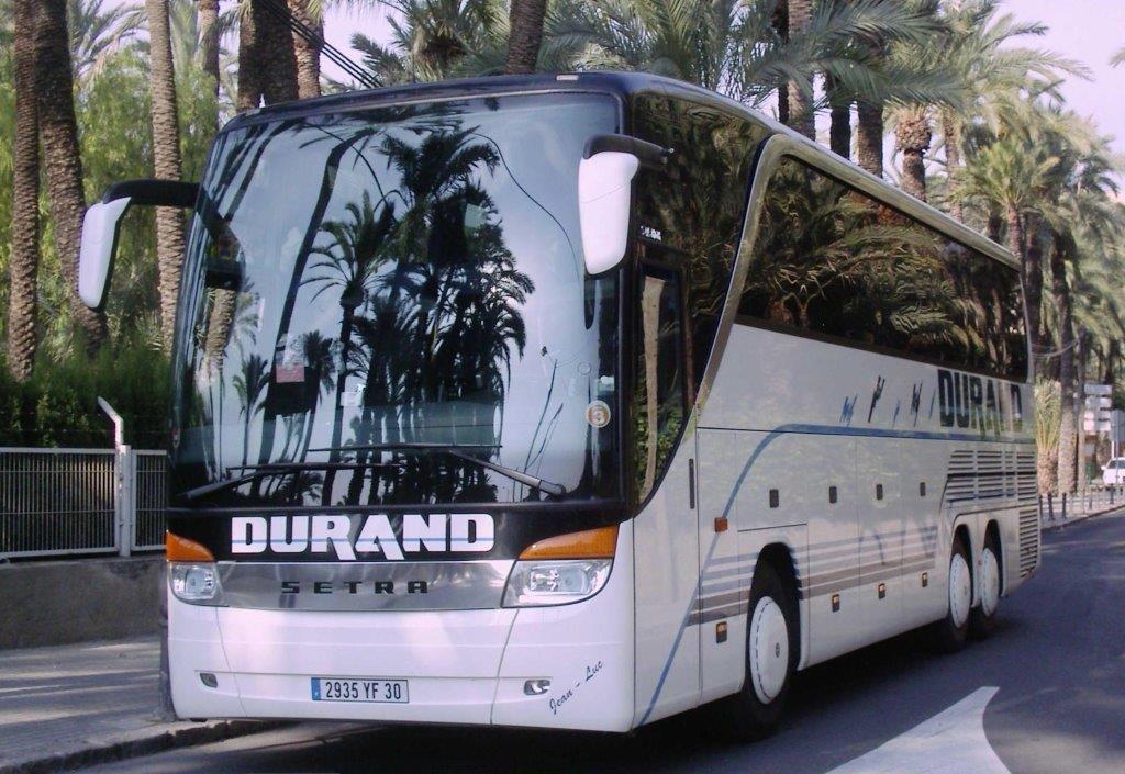 DURAND TOURISME