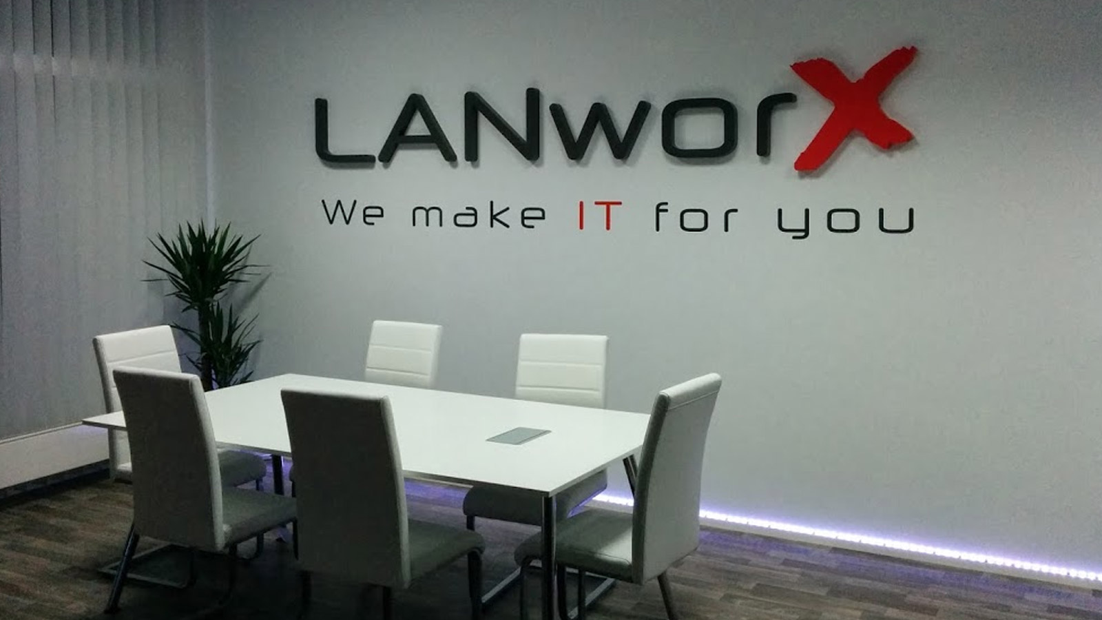 LANworX®  IT-Solutions & Service