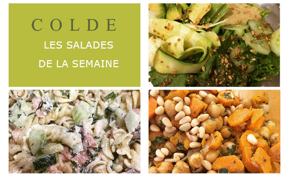 Colde - Bar à club, soupes, salades & salon de thé