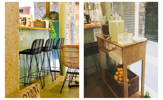 Colde - Bar à club, soupes, salades & salon de thé