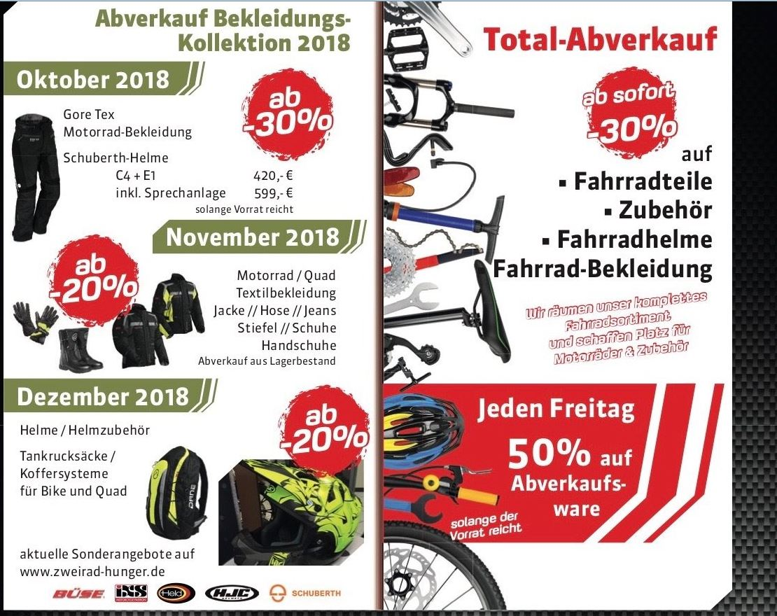 Zweiradhaus Hunger GmbH