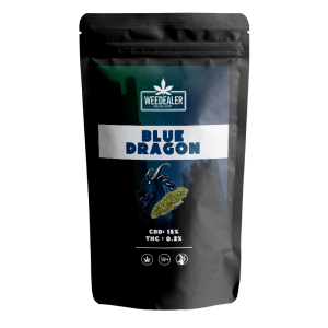 Blue Dragon CBD (1g)