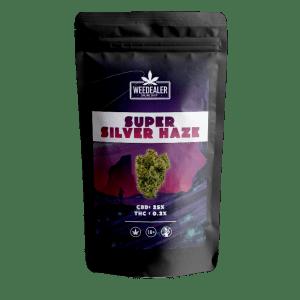 Super Silver Haze CBD (1g)