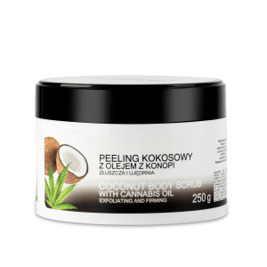 Gommage corps à la noix de coco India