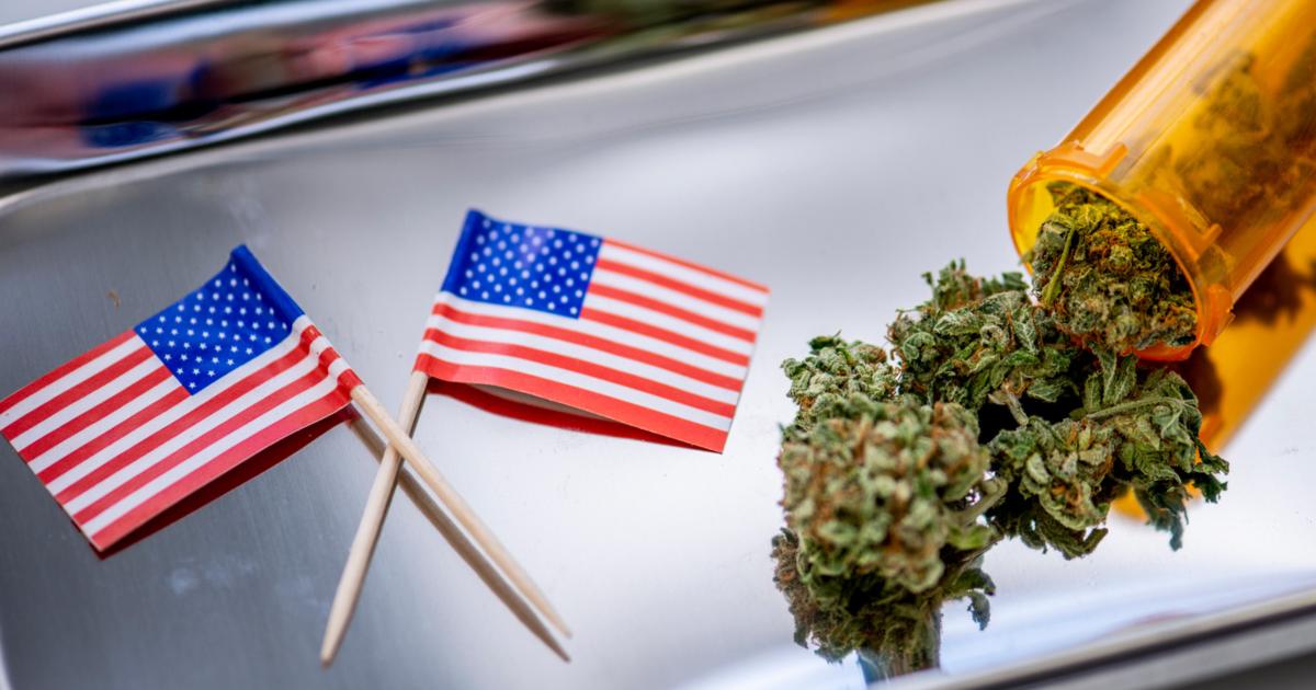Federalna dekryminalizacja marihuany – kolejna ustawa prokonopna w USA
