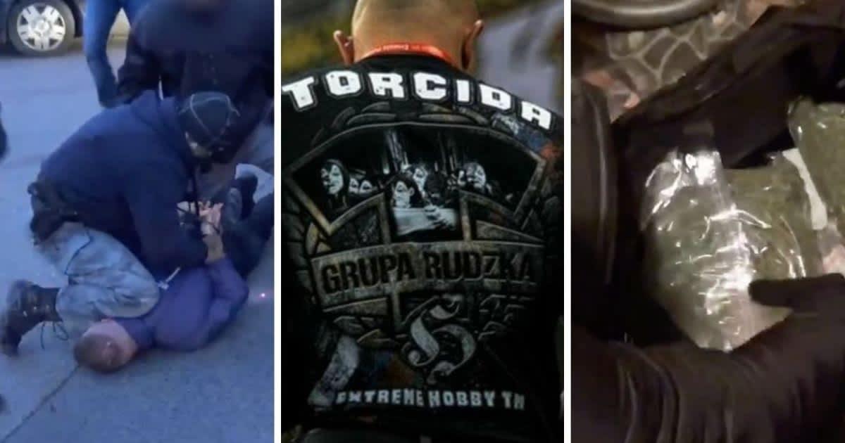 Przywódca Torcidy Zabrze przed sądem! Kibole i narkotyki