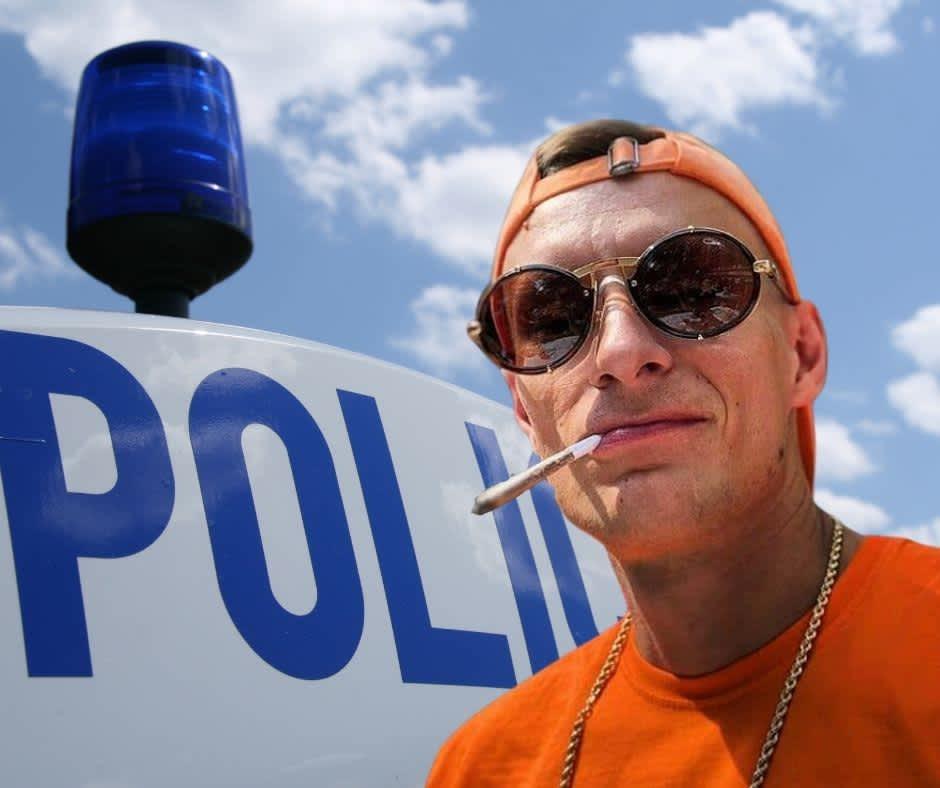 Policja zwróciła marihuanę Kaliemu! Jak do tego doszło?
