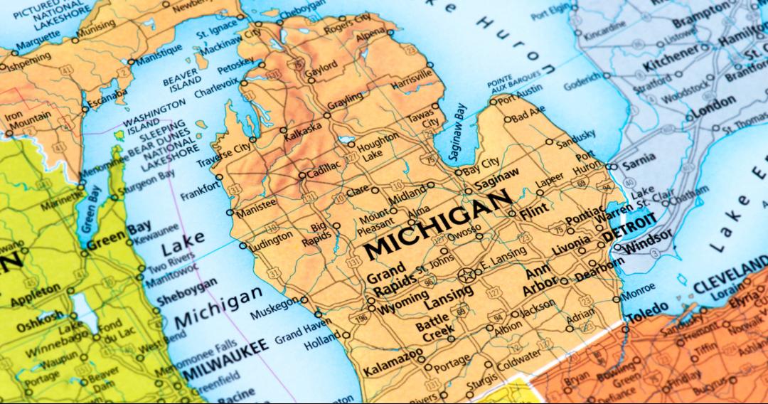 Michigan reguluje sprzedaż produktów z Delta-8 THC