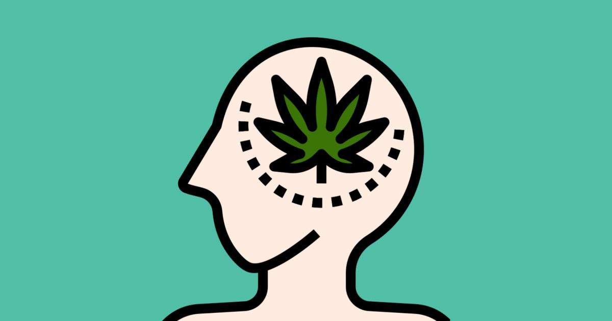 Jak marihuana działa na mózg?
