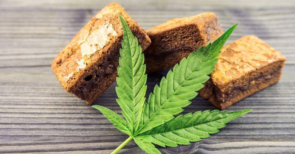 Policja skonfiskowała Hash Brownies z Lidla
