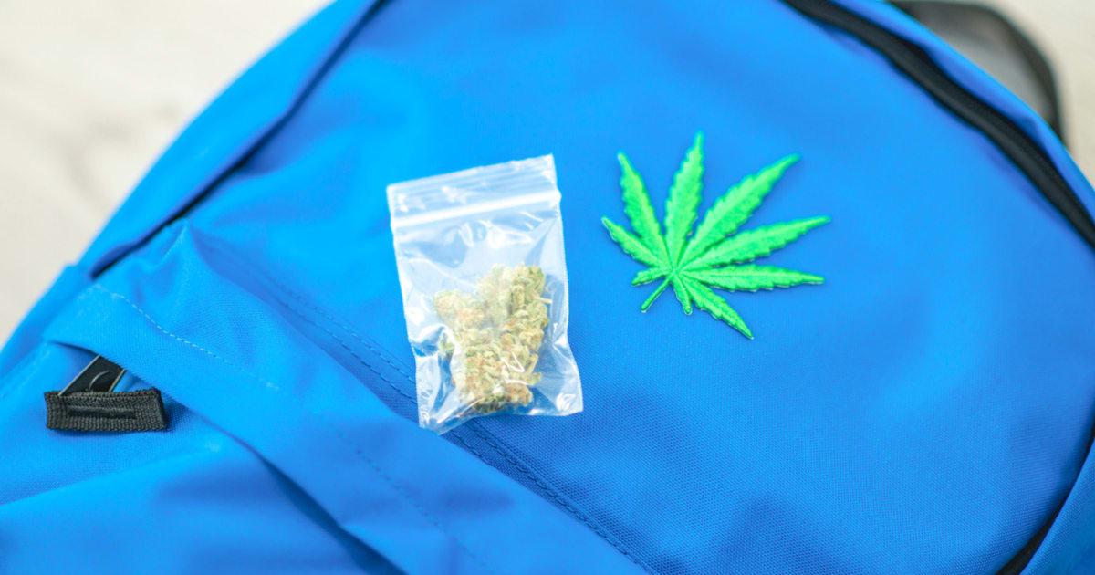 Konsumpcja marihuany wśród nastolatków spadła po jej legalizacji w USA
