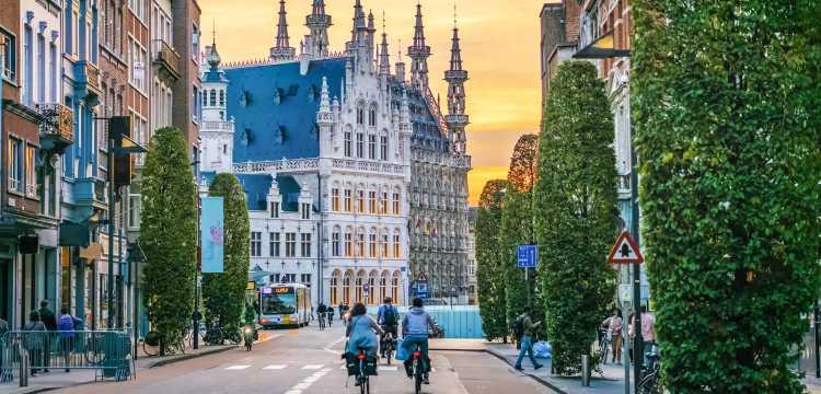 Leuven streets