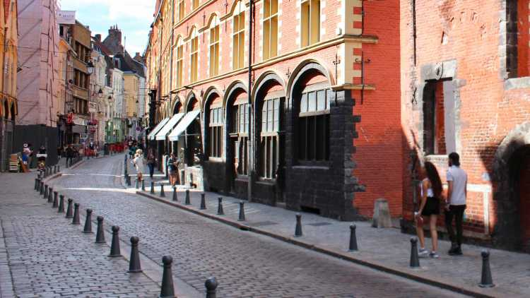 Rues de Lille, France