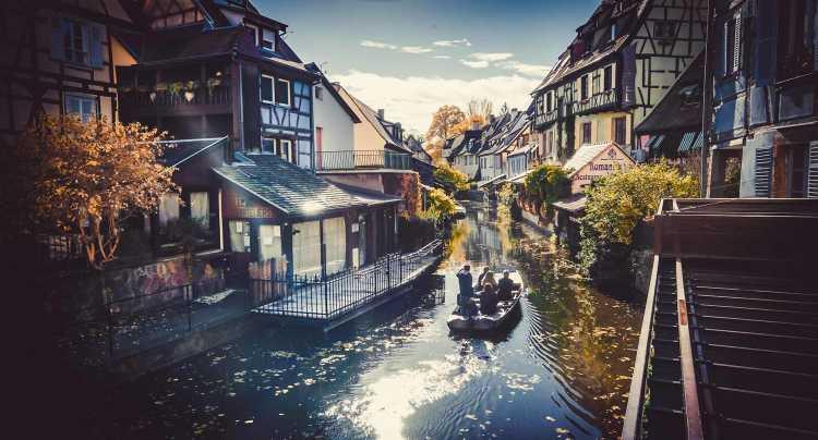 Une promenade en Colmar