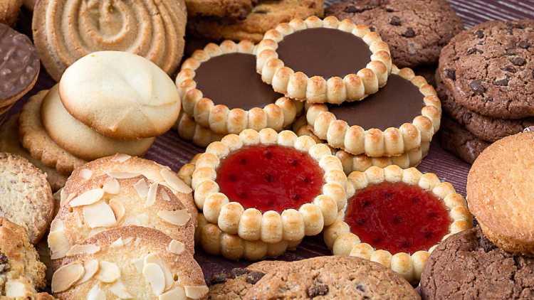 Les biscuits à Sainte-Marie-de-Ré