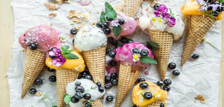 L'instafood dell'estate: il gelato
