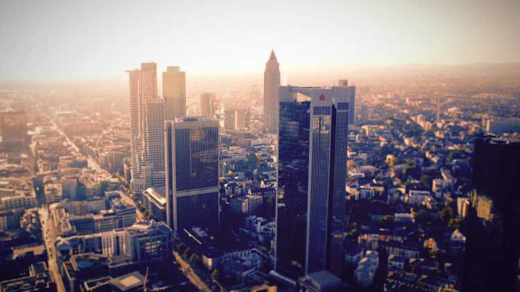 Indrukwekkend Frankfurt