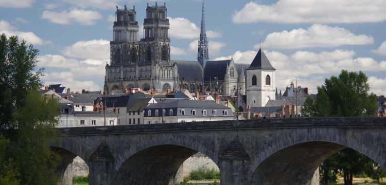 Séjour à Orléans