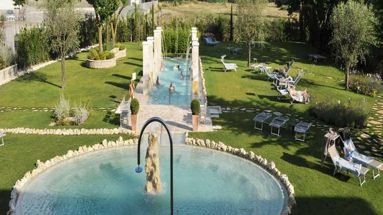 Terme Salus Hotel, Viterbo
