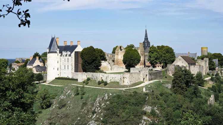 Château de SainteSuzanne