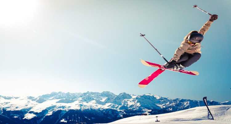 La gioia di sciare