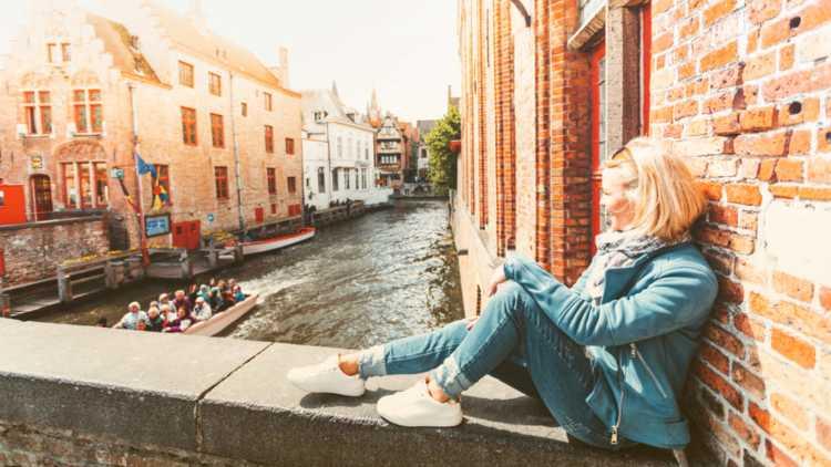 De pracht van Brugge