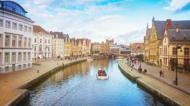 Leiden,  België