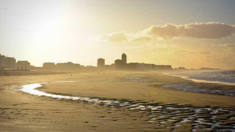 Oostende, Belgische kust