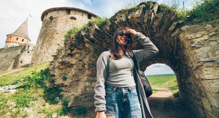 Wandeling door kastelen