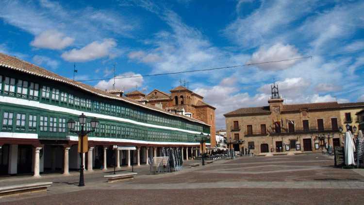Almagro centro
