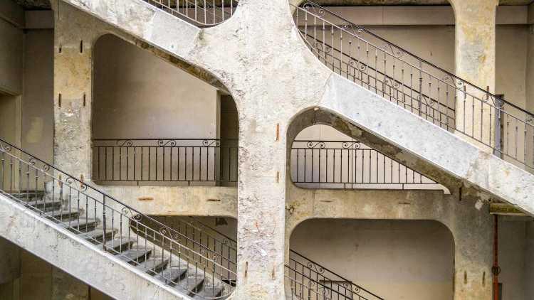 Cour des Voraces Lyon