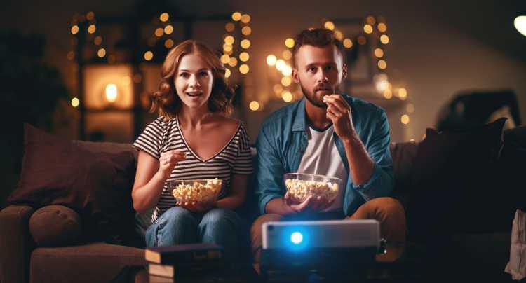 Il cinema a casa tua!