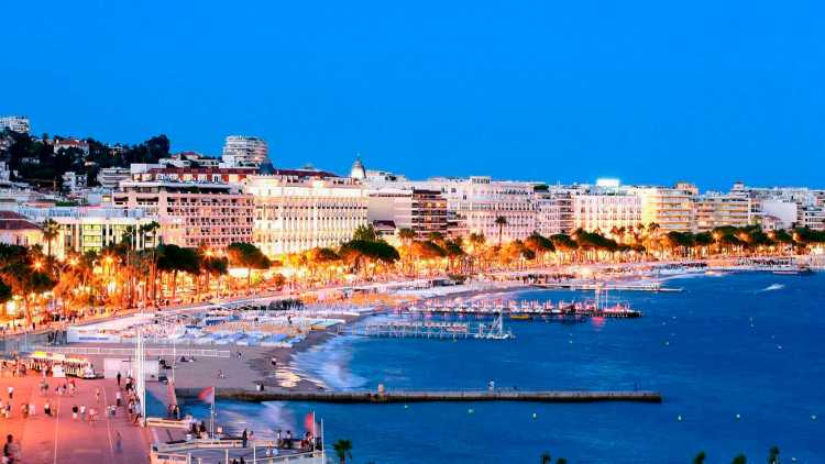 Hotel 4 e 5 stelle a Cannes
