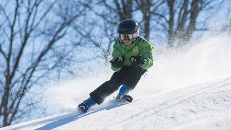 Skiën in krokusvakantie