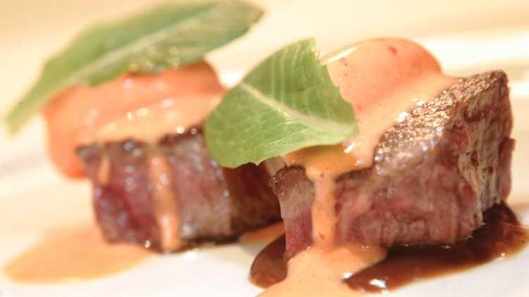 La glace au foie gras
