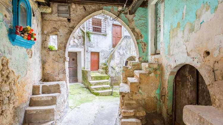 Vico Garganico, Puglia