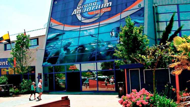 Grand Aquarium Saint-Malo