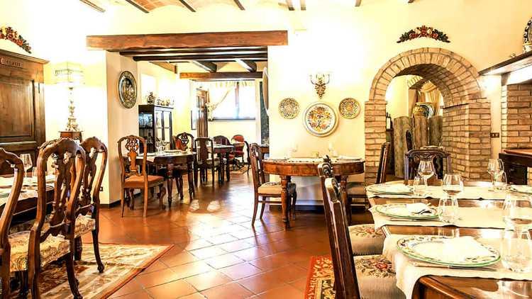 Ristorante Garden Resort & Spa San Crispino
