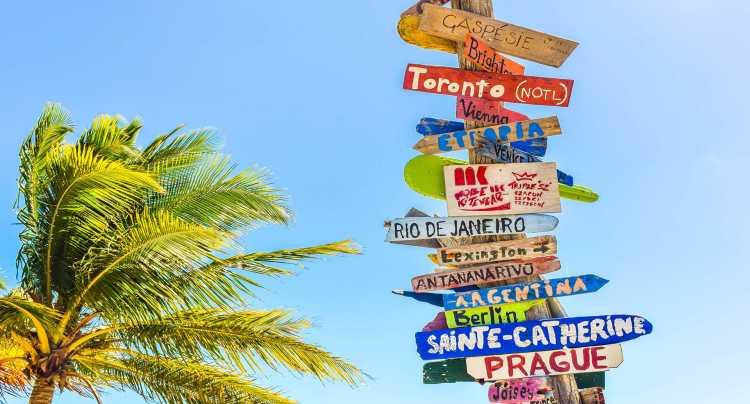 I travel influencer viaggiano in tutto il mondo