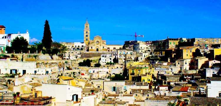 Viaggio a Matera