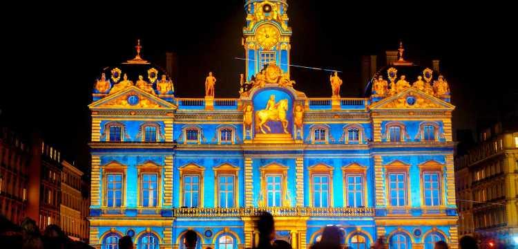 L'Hotel de Ville de Lyon