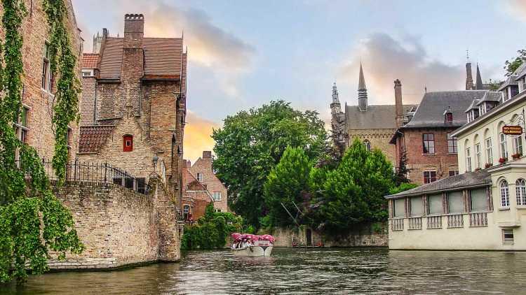 Brugge is altijd tof